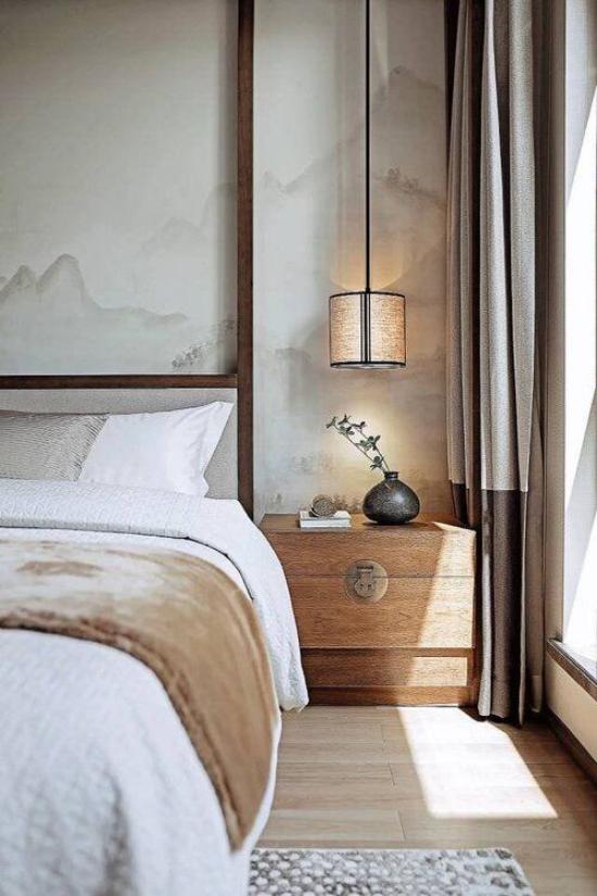 Zen Schlafzimmer Zen Philosophie bestimmt das Raumdesign einfach leben