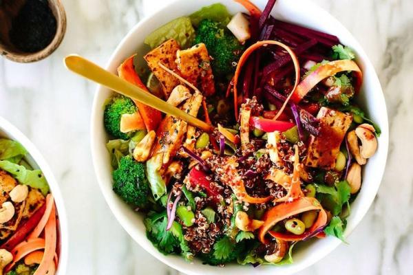 edamame bohnen salat zubereiten