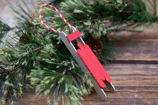günstige weihnachtsdeko minimalistischen engel basteln