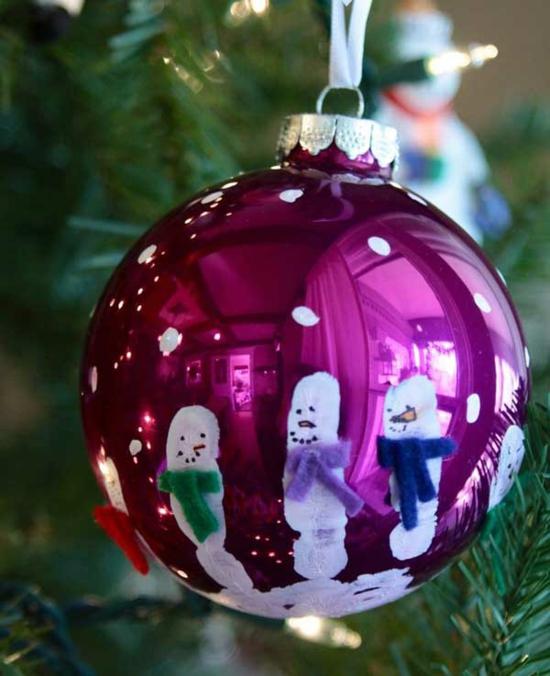 günstige weihnachtsdeko weihnachtskugel dekorieren