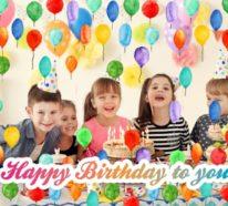 Geburtstagskarte gestalten mit eigenem Foto, weil das Individuelle gefragt ist