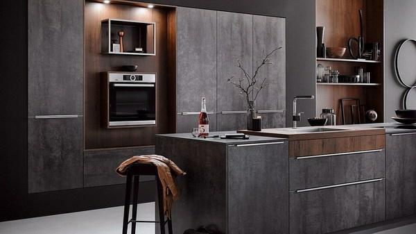 granit anthrazit küchentrends 2021