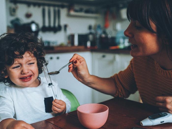 hausmittel gegen reizhusten hustensaft selber machen kind und mutter