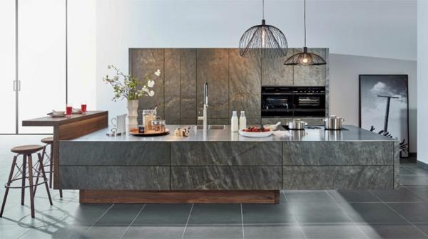 küchentrends 2021 granit