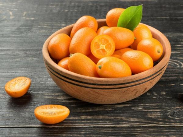 kumquat früchte gesund
