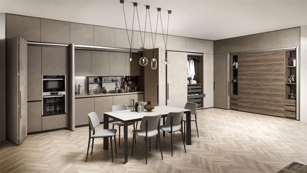 offene küche wohnplan küchentrens 2021
