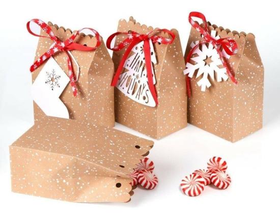 packpapier geschenktüte basteln