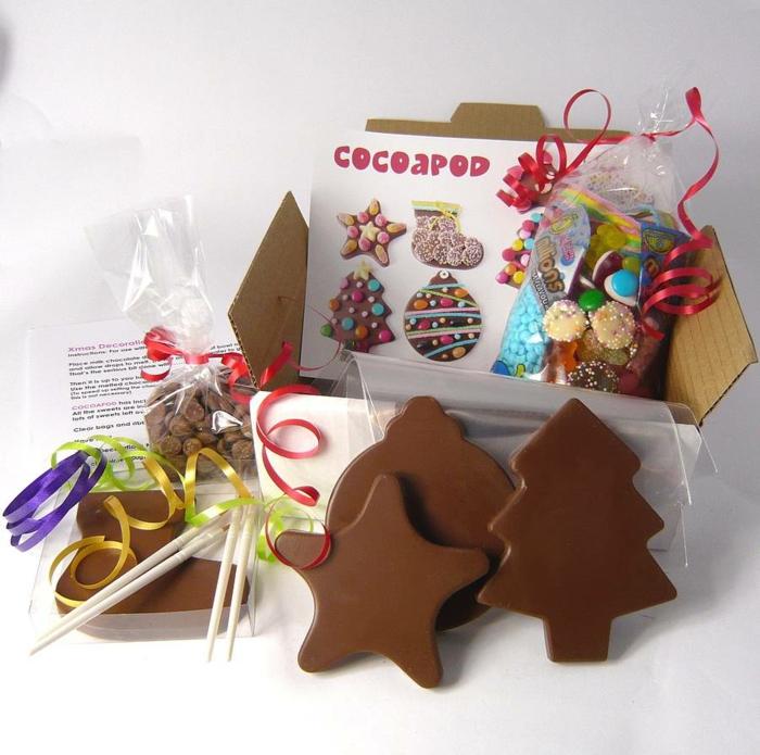 pralinen selber machen schokolade verschenken