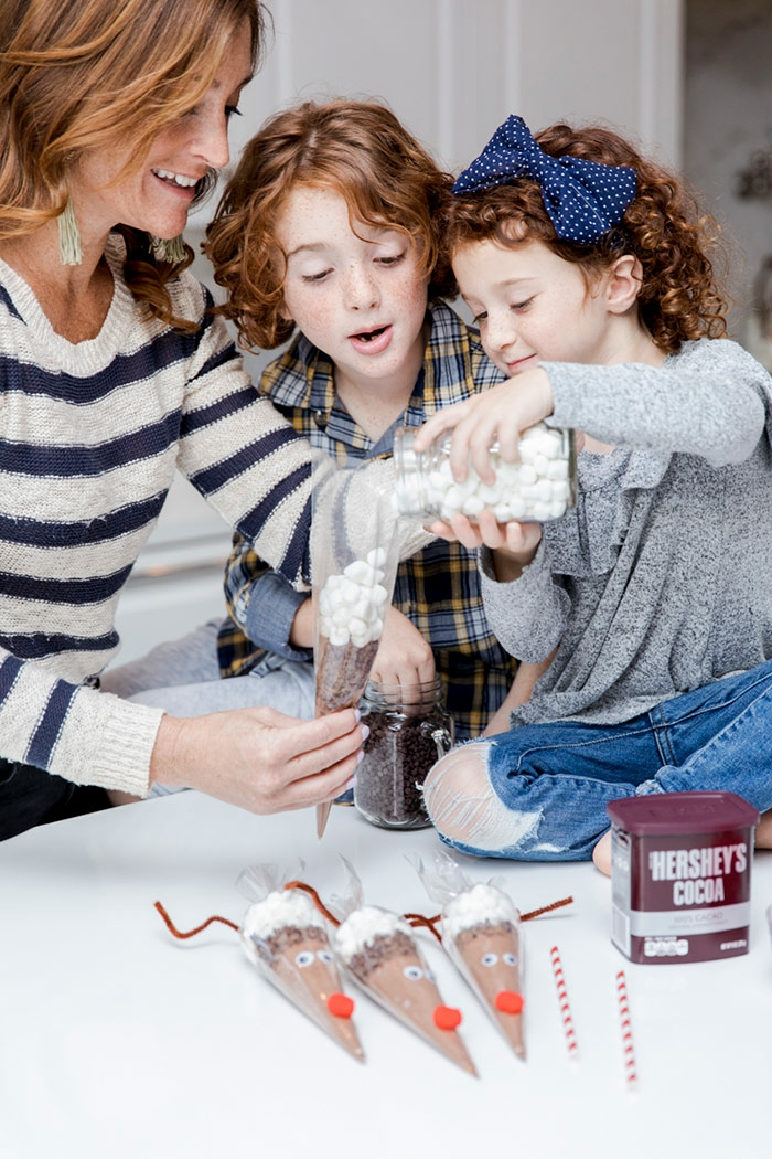 pralinen selber machen weihnachtsbacken mit kindern