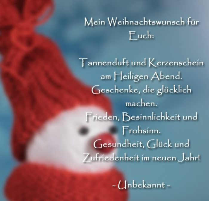 weihnachtskarte schreiben lustige Weihnachtssprüche lustig