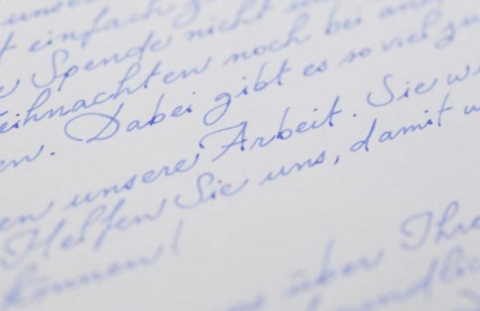 weihnachtskarte schreiben lustige Weihnachtssprüche zum nachdenken individuell handschrift