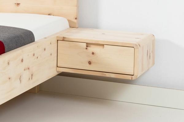 zirbenbett gesund schlafen