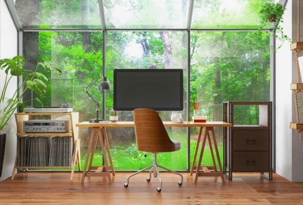 Die Unterschiede zwischen Homeoffice und Arbeiten im Bürogebäude 1
