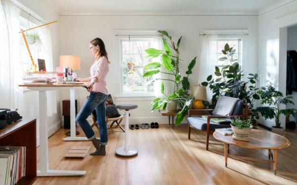 Die Unterschiede zwischen Homeoffice und Arbeiten im Bürogebäude 2