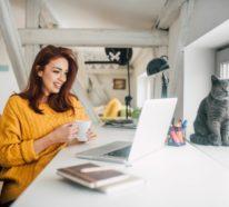 Die Unterschiede zwischen Homeoffice und Arbeiten im Bürogebäude