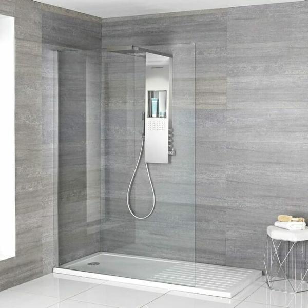 Duschkabinen und Duschabtrennung enkleines Bad einrichten 2