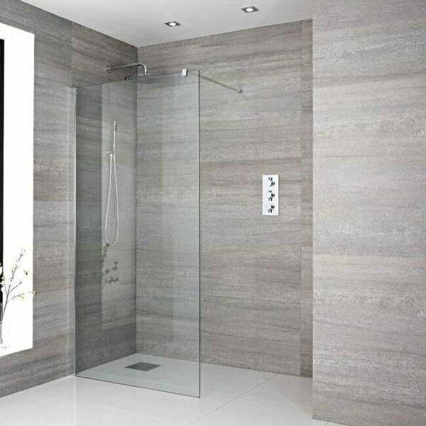 Duschkabinen und Duschabtrennung enkleines Bad einrichten 3