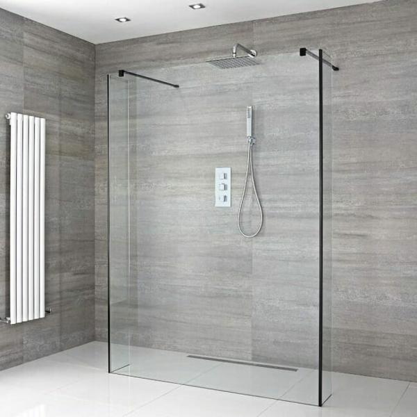 Duschkabinen und Duschabtrennung enkleines Bad einrichten 5