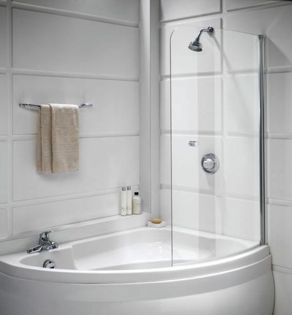 Eckbadewanne Vorteile die clevere Lösung fürs kleine Badezimmer
