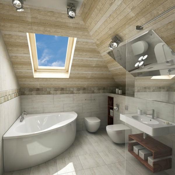 Eckbadewanne - die clevere Lösung fürs kleine Badezimmer