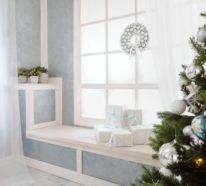 Fensterdeko zu Weihnachten: 9 Deko Ideen für eine extra festeliche Weihnachtsstimmung