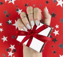 Gelnägel zu Weihnachten – hübsche Ideen und aktuelle Farbtrends