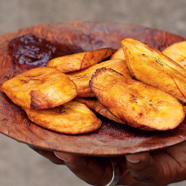 Gesündestes Obst Top 5 der nahrhaftesten Sorten bananen backen rösten gesund