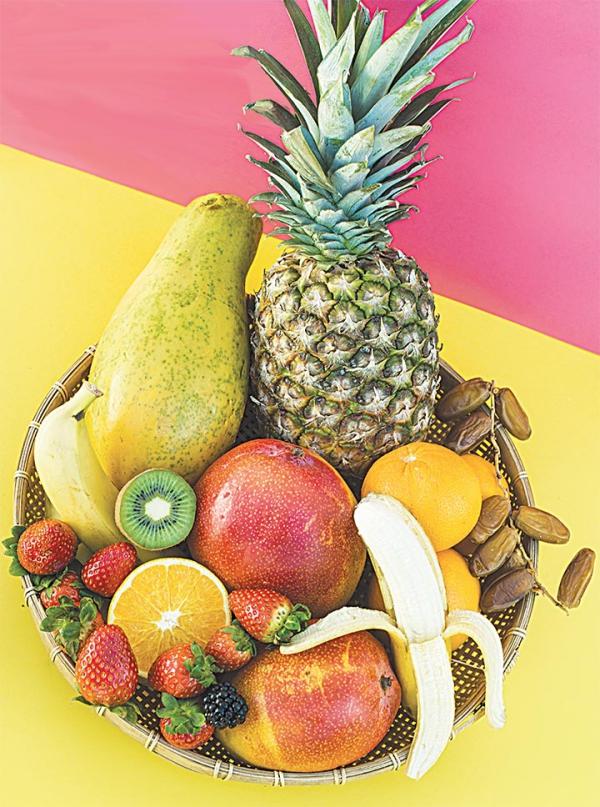 Gesündestes Obst Top 5 der nahrhaftesten Sorten gesundes obstsalat obstschale