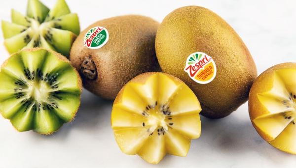 Gesündestes Obst Top 5 der nahrhaftesten Sorten grüne goldene kiwi lecker