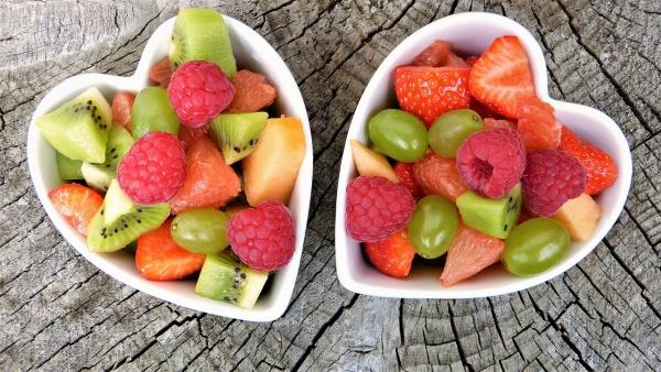Gesündestes Obst Top 5 der nahrhaftesten Sorten obstsalat mit liebe zum herz