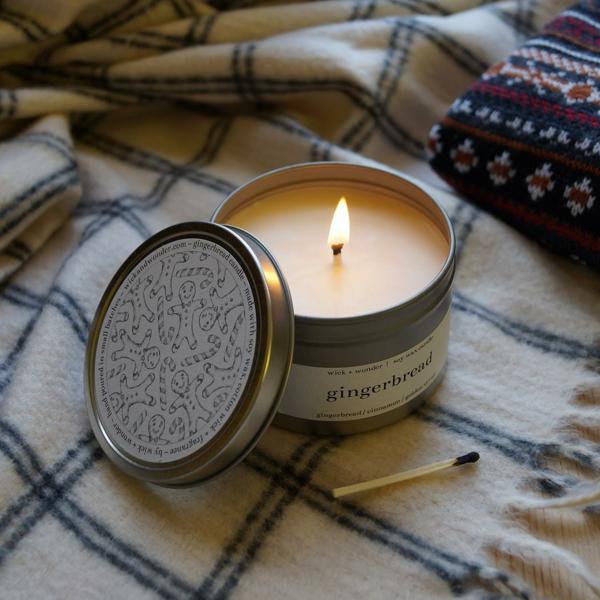Nachhaltige Weihnachtsgeschenke 12 Ideen Weihnachtsfest Kerze
