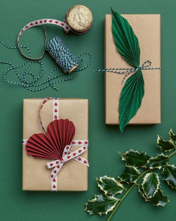 Nachhaltige Weihnachtsgeschenke 12 Ideen Weihnachtsfest umweltfreundlich