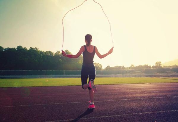 Seilspringen Vorteile Ganzkörpertraining