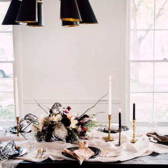 Silvester feiern zu Hause alles möglich in der Silvester Tischdeko kreative Ideen willkommen