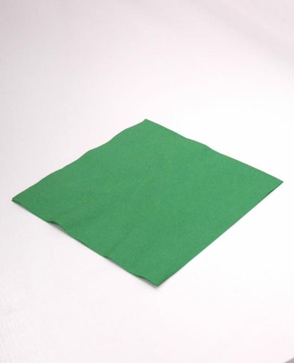 Tannenbaum Servietten falten Papierserviette
