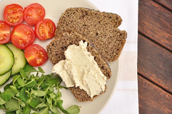 Was ist Hanfmehl Hanfsamenmehl Vorteile Brot backen