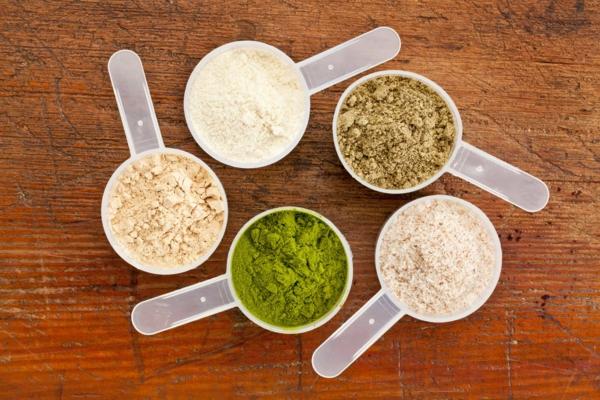 Was ist Hanfmehl Hanfsamenmehl Vorteile mit anderen Mehlsorten mischen
