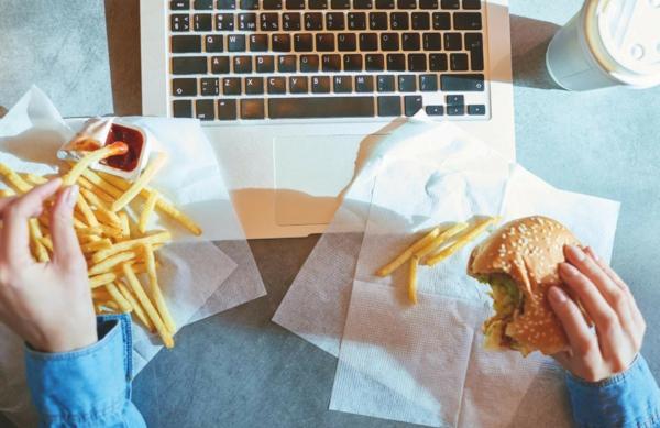 Was ist achtsames Essen und warum ist es wichtig achtlos essen Computer