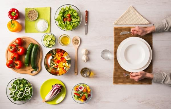Was ist achtsames Essen und warum ist es wichtig achtsam essen Mahlzeit
