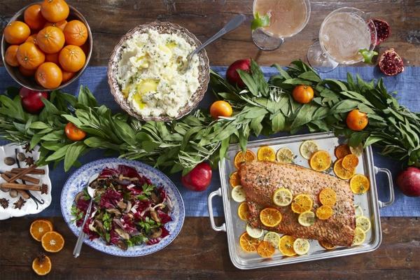 Was kann man an Silvester machen Silvesterabend Speisen