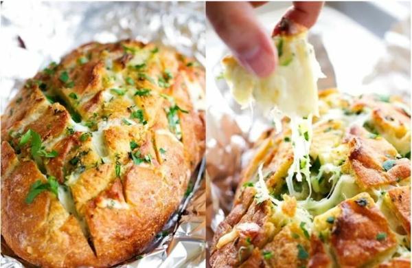 Weihnachtliche Vorspeise zubereiten 10 einfache Weihnachtsrezepte Brot