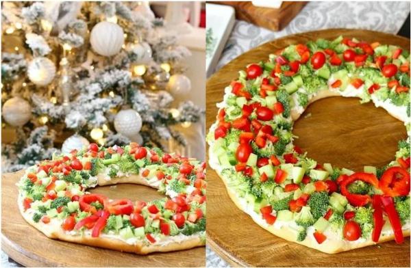 Weihnachtliche Vorspeise zubereiten 10 einfache Weihnachtsrezepte Käsesorten