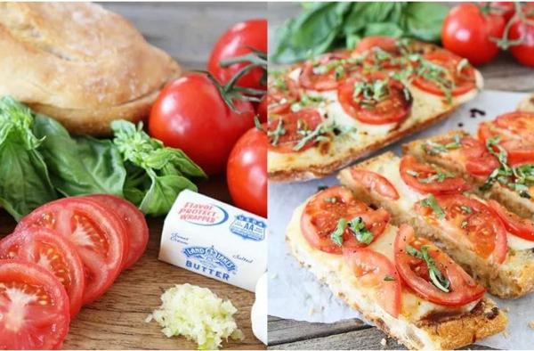 Weihnachtliche Vorspeise zubereiten 10 einfache festliche Fingerfood Ideen Pizza