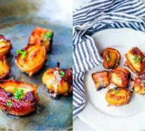 Weihnachtliche Vorspeise zubereiten: 10 einfache festliche Fingerfood Ideen