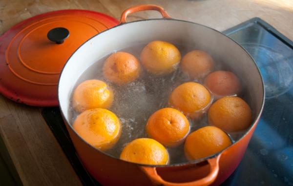 Weihnachtlicher Kuchen aus Schottland – Dundee Kuchen traditionell zubereiten bitter orangen marmelade selber machen