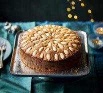 Weihnachtlicher Kuchen aus Schottland – Dundee Kuchen traditionell zubereiten