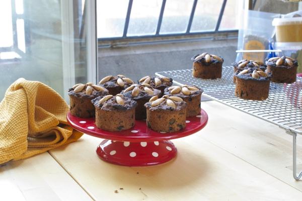 Weihnachtlicher Kuchen aus Schottland – Dundee Kuchen traditionell zubereiten mandel kuchen muffins rezept
