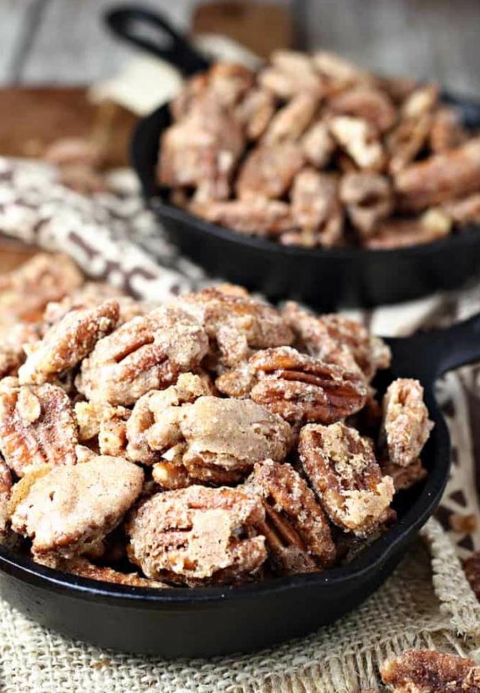 gebrannte Mandeln selber machen wie vom Weihnachtsmarkt vegan