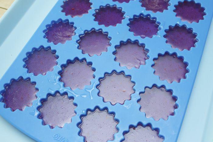 gummibärchen selber machen mit silikonformen
