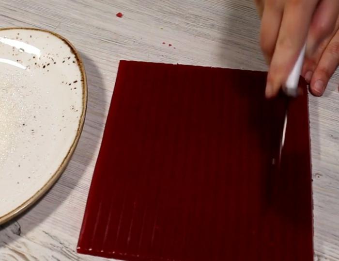 gummibärchen selber machen platte